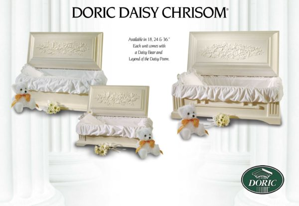 Chesapeake Burial Vault Company, Inc. - Burial Vaults - Daisy