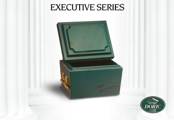 Chesapeake Burial Vault Company, Inc. - Burial Vaults - Executive Unlined Jade