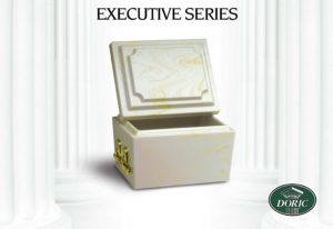 Chesapeake Burial Vault Company, Inc. - Burial Vaults - Executive Unlined White
