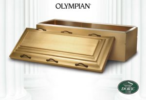 Chesapeake Burial Vault Company, Inc. - Burial Vaults - Olympian Bronze