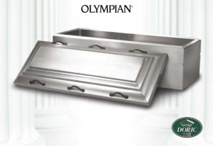Chesapeake Burial Vault Company, Inc. - Burial Vaults - Olympian Stainless Steel