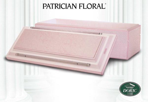 Chesapeake Burial Vault Company, Inc. - Burial Vaults - Patrician Floral