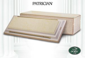 Chesapeake Burial Vault Company, Inc. - Burial Vaults - Patrician White Marble