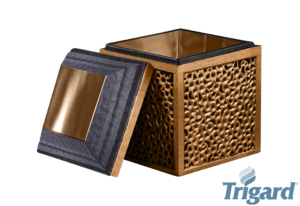Chesapeake Burial Vault Company, Inc. - Burial Vaults - Reflection Bronze Urn Vault