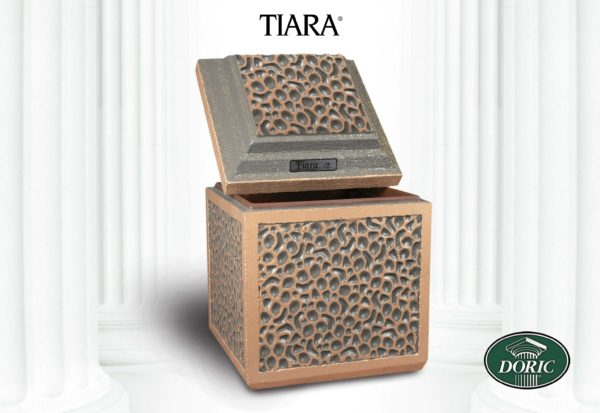 Chesapeake Burial Vault Company, Inc. - Burial Vaults - Tiara Urn Vault