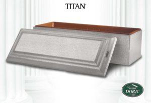 Chesapeake Burial Vault Company, Inc. - Burial Vaults - Titan