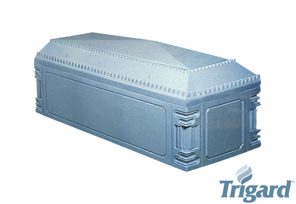 Chesapeake Burial Vault Company, Inc. - Aegean (Corinthian, Tribute) Burial Vaults