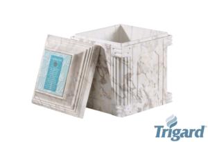 Chesapeake Burial Vault Company, Inc. - Burial Vaults - Aegean Healing Tree Urn Vault