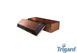 Chesapeake Burial Vault Company, Inc. - Burial Vaults - Reflection Copper