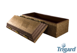 Chesapeake Burial Vault Company, Inc. - Trilogy Basic (Heritage, Continental, Vanguard, Tiara) Burial Vaults